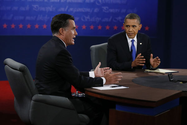 The final 2012 Presidential Debate