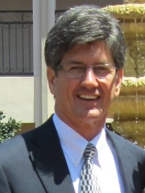 Photo of Rev. Bruce Toms