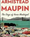 A Favorite Tales of The City Book-The Days of Anna Madrigal