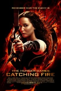 Hunger Games:Catching Fire Movie Poster