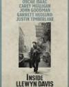 Inside Llewyn Davis-A Movie Review