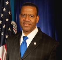 Kelvin Cochran, Former Atlanta Fire Chief