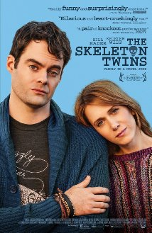 Skeleton Twins Movie Poster