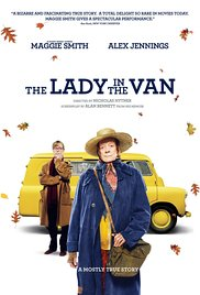 The Lady In The Van Movie Poster