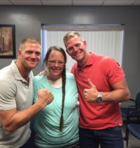 My Afternoon with The Benham Brothers
