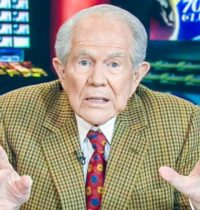 Pat Robertson - Douche-bag of the Day
