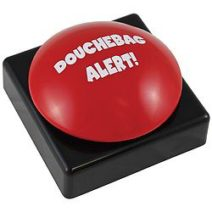 Douchebag Button