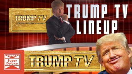 Trump TV Poster