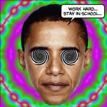 "See the full HypnObama at<a title=""Click to visit Zaius Nation and see the full HypnObama."" href="