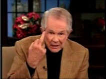 Pat Robertson of 700 Club and African Mining infamy